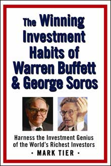 The Winning Investment Habits of Warren Buffett & George Soros (US paperback)